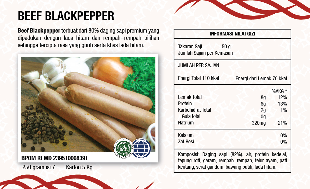 Beef Blackpepper