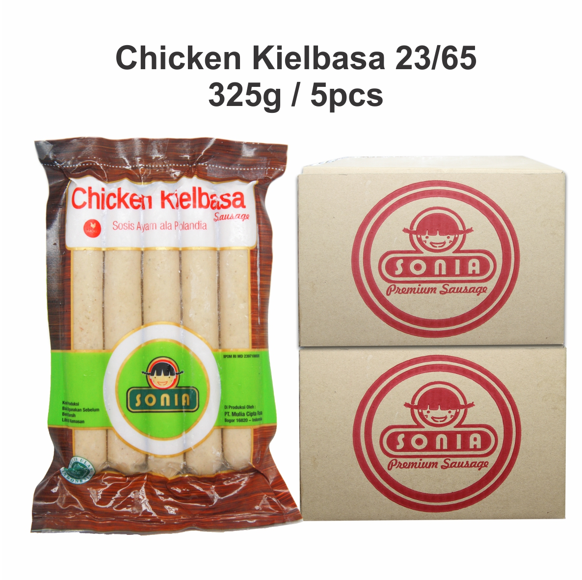 Chicken Kielbasa